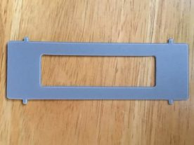Plastic Substrates Fabricated Materials