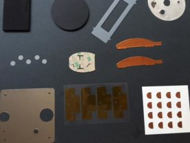Die Cut and Fabricated Materials