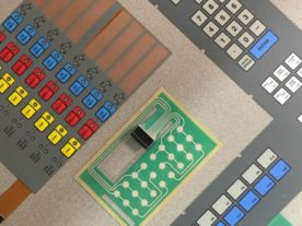 Manufacture Membrane Switches